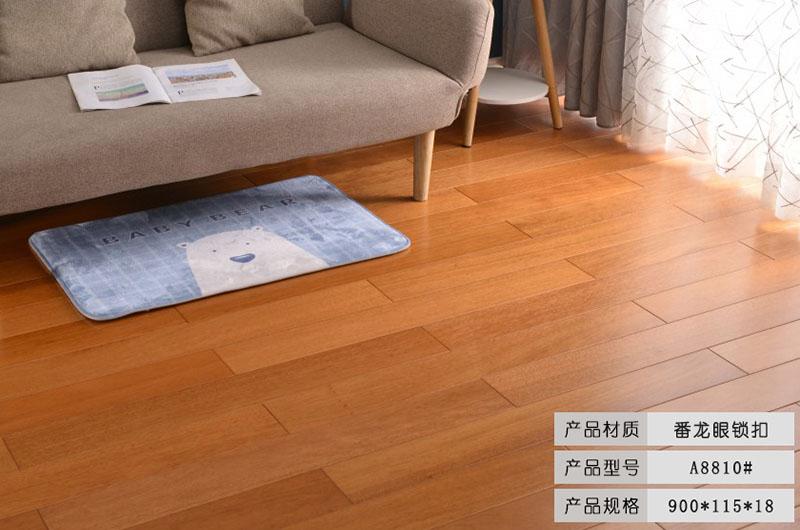 地暖用户怎样选实木地热地板